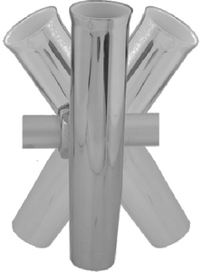 CLAMP ON ROD HOLDER (#236-F162600POL1) - Click Here to See Product Details