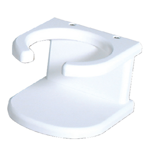 POLYETHYLENE DRINK HOLDER (#236-P012003W) - Click Here to See Product Details