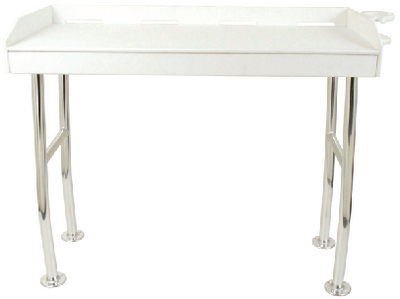 DOCK SIDE FILLET TABLE (#236-P014821W) - Click Here to See Product Details