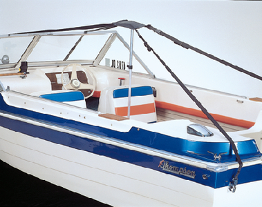 BOAT COVER SUPPORT SYSTEM (#32-55741) - Click Here to See Product Details
