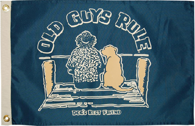 OLD GUYS RULE FLAGS (#32-5635) - Click Here to See Product Details