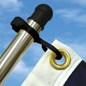 CHARLEVOIX BURGEE & ANTENNA CLIP (#32-57925) - Click Here to See Product Details