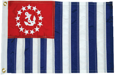 U.S. POWER SQUADRON ENSIGN (#32-8218) - Click Here to See Product Details