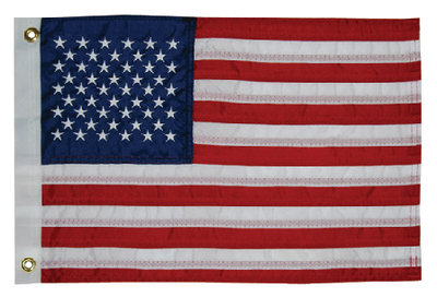50 STAR FLAGS - SEWN (#32-8436) - Click Here to See Product Details
