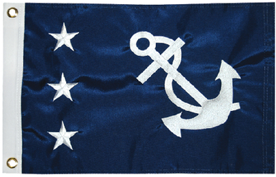 OFFICER'S FLAGS - SEWN (#32-93082) - Click Here to See Product Details