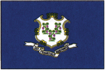 CONNECTICUT STATE FLAG (#32-93094) - Click Here to See Product Details