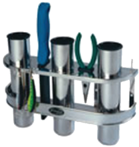 TOURNAMENT SERIES STAINLESS STEEL ROD HOLDER (#107-22210) - Click Here to See Product Details