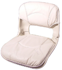 LOW BACK ALL-WEATHER SEAT & CUSHION COMBO (#107-45250) - Click Here to See Product Details