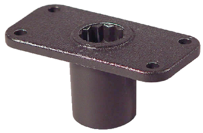 FLUSH MOUNT ROD HOLDER (#107-71455) - Click Here to See Product Details