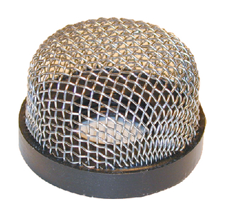 STAINLESS STEEL WIRE MESH STRAINER (#232-AS1DP) - Click Here to See Product Details