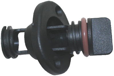 SELF RETAINING DRAIN PLUG (#232-DP1DP) - Click Here to See Product Details