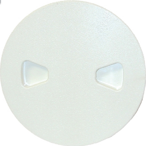 SURE-SEAL<sup>TM</sup> SCREW OUT DECK PLATE (#232-DPS83DP) - Click Here to See Product Details