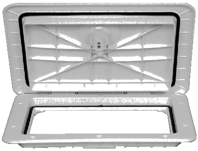 SURE SEAL HATCH (#232-HAT13241DP) - Click Here to See Product Details