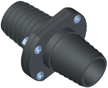IN-LINE SCUPPER (#232-ILS1200DP) - Click Here to See Product Details