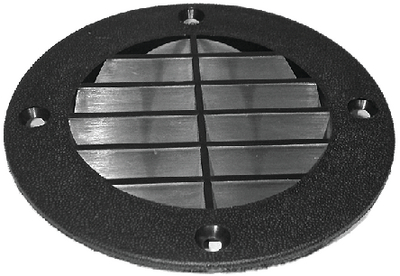 LOUVERED VENT COVER (#232-LV1DP) - Click Here to See Product Details