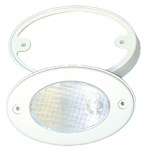OVAL COURTESY LIGHT (#232-OCL2KDP) - Click Here to See Product Details