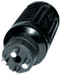 RANGER TROLLING MOTOR PLUG AND RECEPTACLE (#232-TMBMP1DP) - Click Here to See Product Details