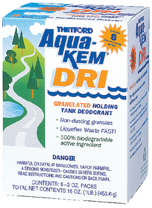 DRI-KEM HOLDING TANK DEODORANT - Click Here to See Product Details