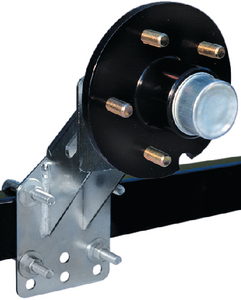 SPARE TIRE & HUB CARRIER (#241-86079) - Click Here to See Product Details