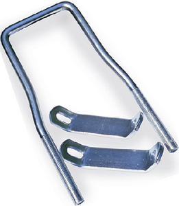 U-BOLT SPARE TIRE CARRIER (#241-86092) - Click Here to See Product Details
