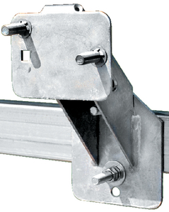 SIDE MOUNT SPARE TIRE CARRIER (#241-86098) - Click Here to See Product Details