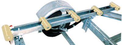 ROLLER BUNKS WITH HULL SAV'R ROLLERS (#241-86145) - Click Here to See Product Details