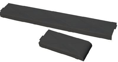 MODULAR BUNK GLIDE ONS (#241-86295) - Click Here to See Product Details