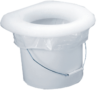 TODD BUCKET POTTIE SEAT (#100-800201W) - Click Here to See Product Details