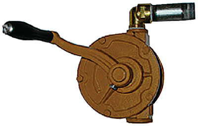 TODD GAS CADDY HAND PUMP (#100-P932400P) - Click Here to See Product Details