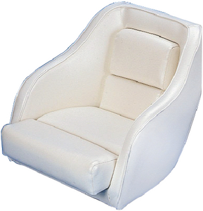 TODD UPHOLSTERED BUCKET SEAT (#100-U851546) - Click Here to See Product Details