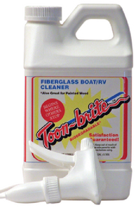 FIBERGLASS CLEANER - Click Here to See Product Details