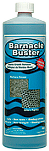 BARNACLE BUSTER<sup>TM</sup> MARINE GROWTH REMOVER (#202-1206MQ) - Click Here to See Product Details