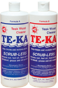 TE-KA TEAK CLEANER - Click Here to See Product Details