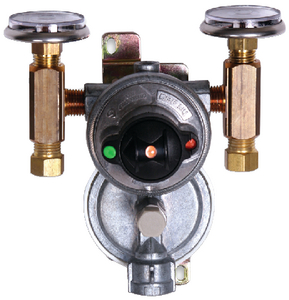 MARINE LPG WALL MOUNT REGULATOR (#606-12301411) - Click Here to See Product Details