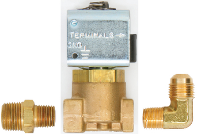 LOW PRESSURE GAS SOLENOID KIT (#606-130077082KIT) - Click Here to See Product Details