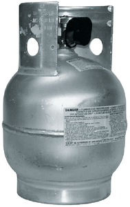 LPG SYSTEM ALUMINUM TANK (#606-14100010) - Click Here to See Product Details