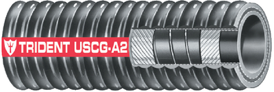 CORRUGATED TYPE A2-CE FUEL HOSE (#606-3292004) - Click Here to See Product Details