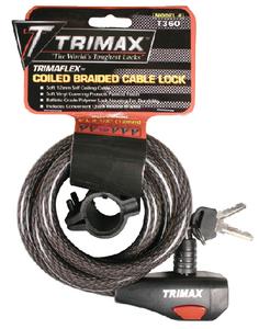 QUADRA-BRAID LOCKS (#255-TKC126) - Click Here to See Product Details