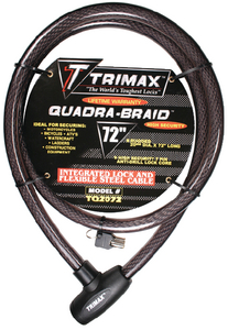 QUADRA-BRAID LOCKS (#255-TQ2072) - Click Here to See Product Details