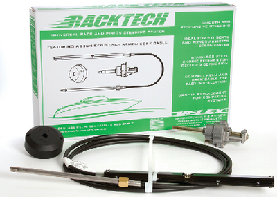 RACKTECH<sup>TM</sup> RACK & PINION STEERING SYSTEM (#216-RACKTECH10) - Click Here to See Product Details