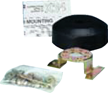 MOUNTING BEZEL FOR ALL UFLEX ROTARY AND RACK HELMS (#216-X35) - Click Here to See Product Details