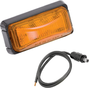 LED RECTANGULAR MARKER/CLEARANCE LIGHT (#274-401580) - Click Here to See Product Details