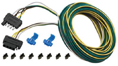 5-WAY WISHBONE TRAILER WIRING KIT 25' (#274-707105) - Click Here to See Product Details