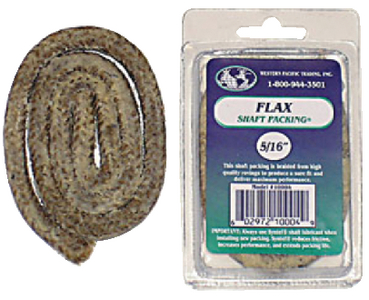 FLAX PACKING (#355-10002) - Click Here to See Product Details