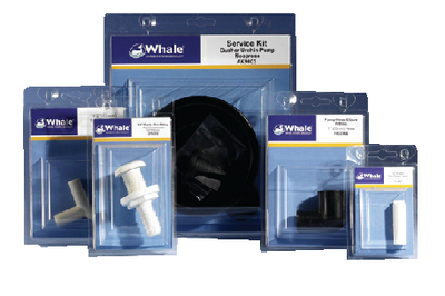 MK 5 UNIVERSAL VERSATILE BILGE & WATER TRANSFER PUMP (#698-AK8050) - Click Here to See Product Details