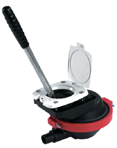 COMPAC 50 LOW PROFILE UNDERDECK BILGE PUMP (#698-BP0350) - Click Here to See Product Details