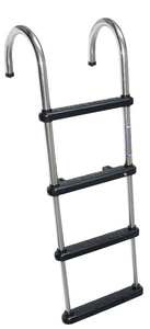 REMOVABLE TELESCOPING PONTOON LADDER (#332-TDL4E) - Click Here to See Product Details