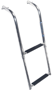 UNDER PLATFORM TELESCOPING LADDER (#332-UP2X) - Click Here to See Product Details