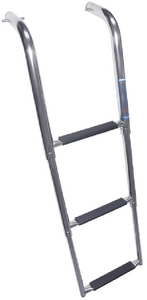UNDER PLATFORM TELESCOPING LADDER (#332-UP3X) - Click Here to See Product Details