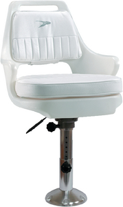 PILOT CHAIR PACKAGE WITH CUSHIONS (#144-8WD0156710) - Click Here to See Product Details